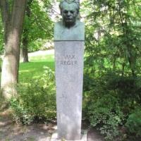 Max Reger-Denkmal in Meiningen