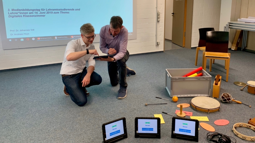 Mit E-Portfolios individuelle Lehr- und Lernprozesse dokumentieren und reflektieren